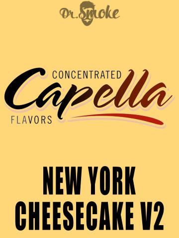 Ароматизатор Capella Flavors New York Cheesecake v2
