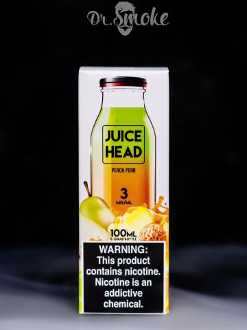 Жидкость Juice Head Peach Pear
