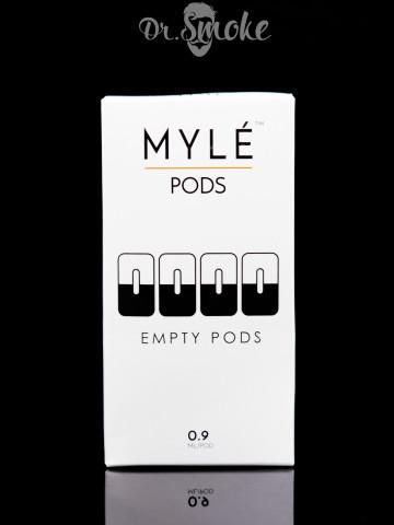 Myle Vapor Empty Pods MYLE (картридж)