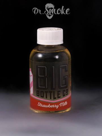 Жидкость Big Bottle Strawberry Milk