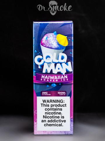 Жидкость SENGOKU VAPOR Cold Man