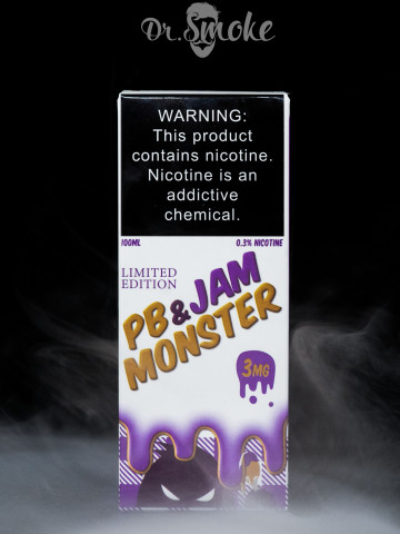 Jam Monster - PB & Jam Grape