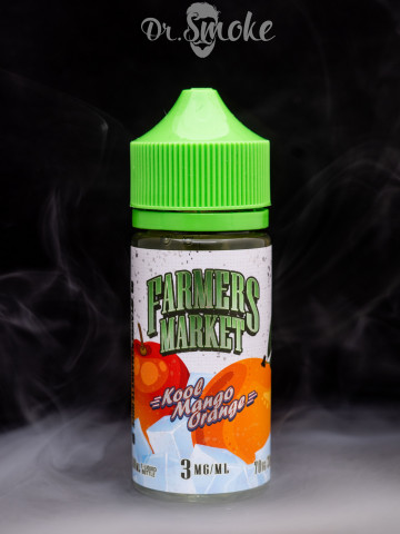 Жидкость Farmers Market Kool Mango Orange