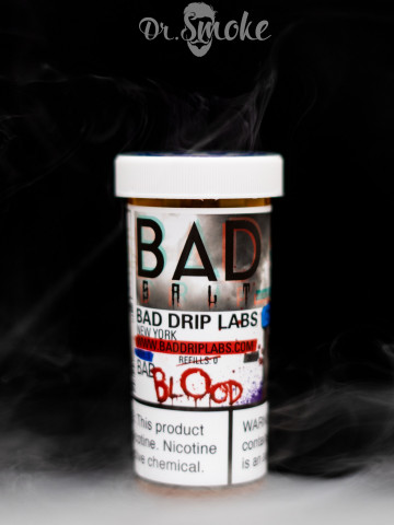 Жидкость Bad Drip Salts Bad Blood