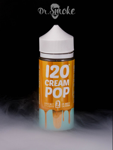 Жидкость Mad Hatter 120 Cream Pop