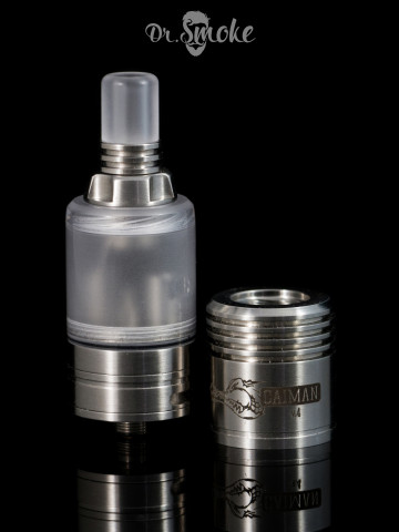 Vape Systems Caiman v4 RDA (full kit) (оригинал)