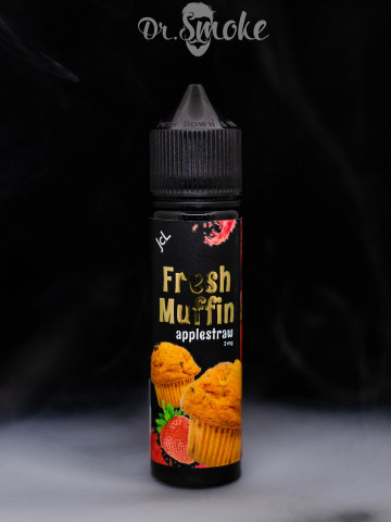 Жидкость JCL VAPE Fresh Muffin Applestraw