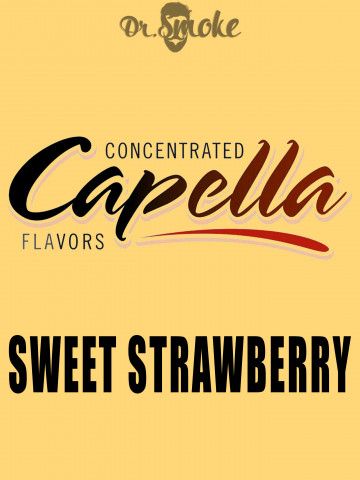 Ароматизатор Capella Flavors Sweet Strawberry