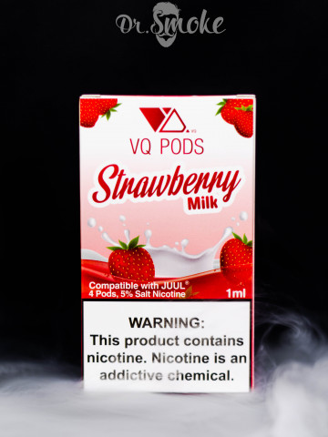 Купить - Compatible with JUUL - Strawberry Milk