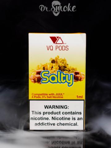 Купить - VQ PODS Compatible with JUUL - Salty