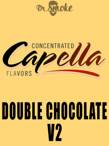 Ароматизатор Capella Flavors Double Chocolate v2
