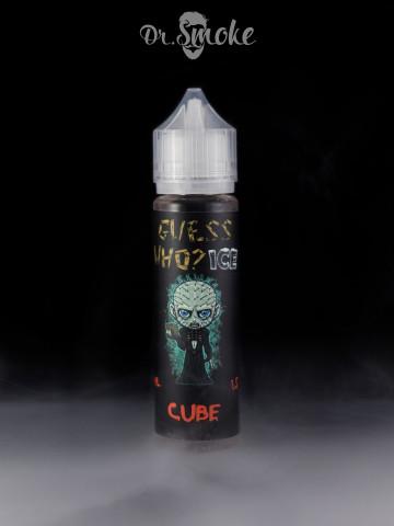 Жидкость Guess Who? CUBE