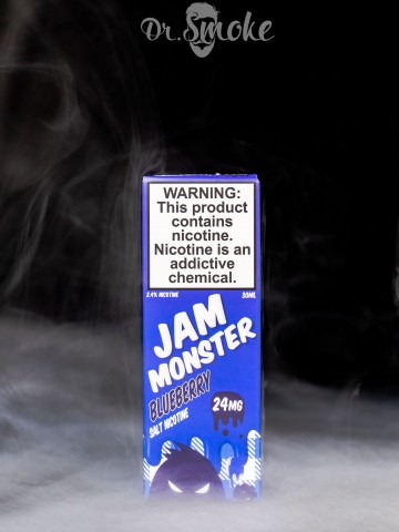 Купить - Жидкости на солевом никотине Blueberry salt