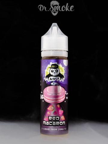 Жидкость WTF Red Macaron