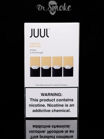 Купить - JUUL PODS (картридж) - CREME 5% (UA оригинал)