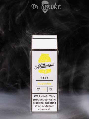 Жидкость Milkman Salts PUDDING