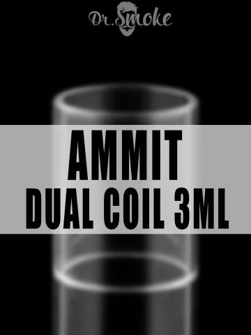 Купить - Стекло Ammit Dual Coil RTA