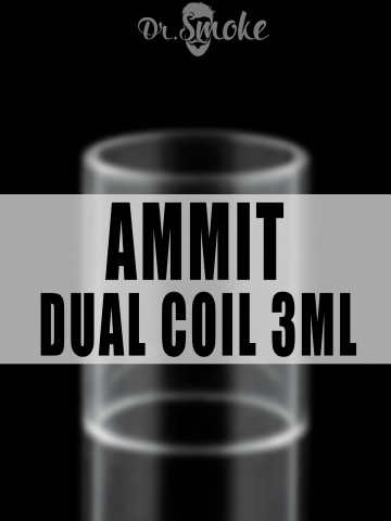 Стекло Ammit Dual Coil RTA
