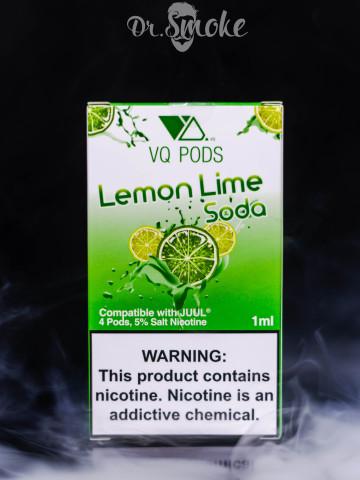 Купить - Compatible with JUUL - Lemon Lime Soda