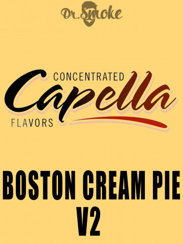 Ароматизатор Capella Flavors Boston Cream Pie v2