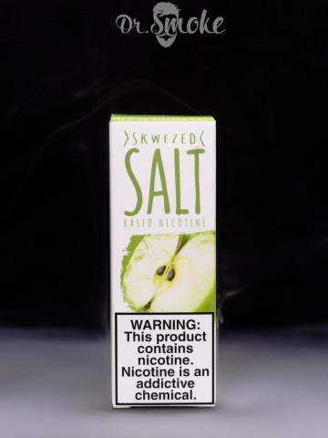 Купить - Жидкости на солевом никотине Green Apple