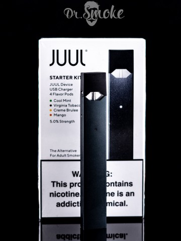 Купить - JUUL Starter Kit (4 pods) UK 2%