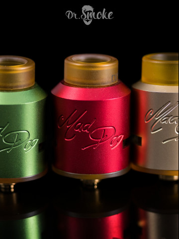 Дрипка Mad Dog RDA (clone)