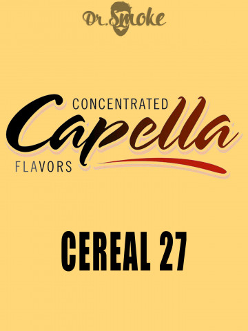 Capella Flavors Cereal 27