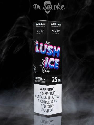 Жидкость Vgod salt Lush Ice