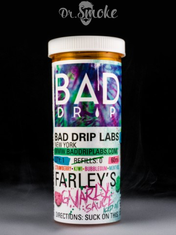Купить - Bad Drip Ice Farley's Gnarly Sauce