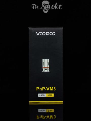 Купить - Voopoo Испаритель PnP-VM3 для VINCI, VINCI R, VINCI X