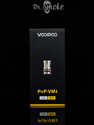 Купить - Voopoo Испаритель PnP-VM4 для VINCI, VINCI R, VINCI X