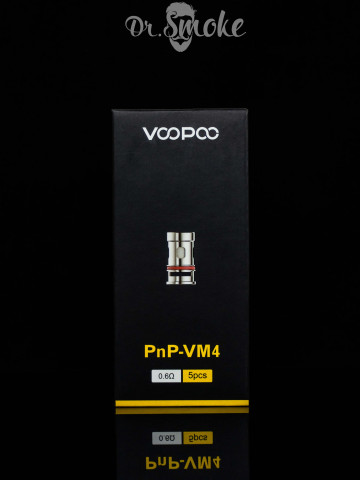 Voopoo Испаритель PnP-VM4 для VINCI, VINCI R, VINCI X