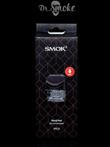 SMOK Nord Replacement Pod 2ml/3ml - without coil