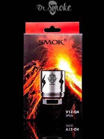Купить - SMOK Испаритель TFV12 V12-Q4 Coil 0.15 Ом