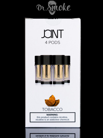 Joint Pod (картридж) - Tobacco