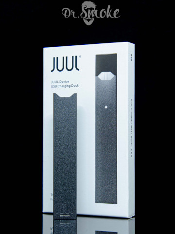 Купить - JUUL Black Battery and charger kit (Без подов) Оригинал