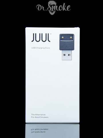 Купить - JUUL  USB Charging Dock (оригинал)