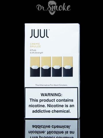 JUUL PODS (картридж) - CREME 5% (UA оригинал)