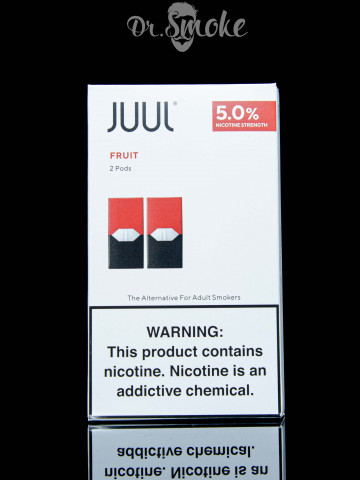 JUUL PODS (картридж) (2шт) - Fruit Medley 5% (UA оригинал)