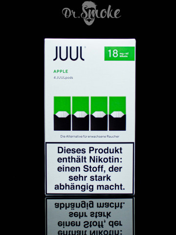 Купить - JUUL PODS (картридж) - APPLE ORCHARD 2%