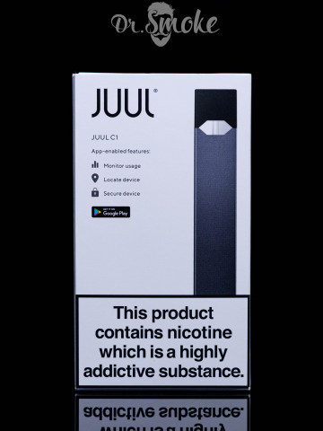 Купить - JUUL C1 Black Battery and charger kit (Без подов) Оригинал