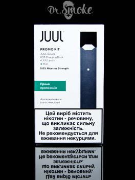 JUUL Promo Kit (4 pods) Mint 5% Оригинал