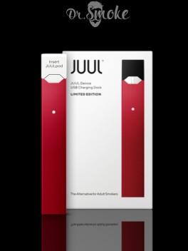 JUUL Ruby Red Battery and charger kit (Без подов) Оригинал