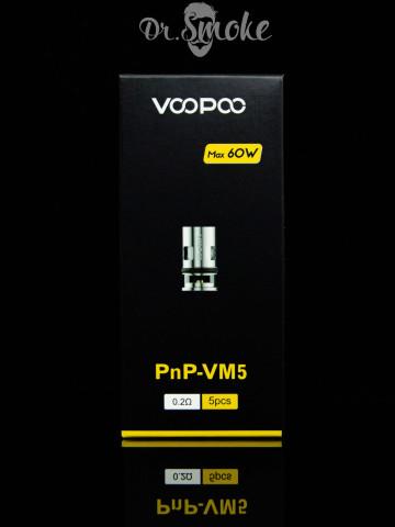 Купить - Voopoo Испаритель PnP-VM5 для VINCI, VINCI R, VINCI X