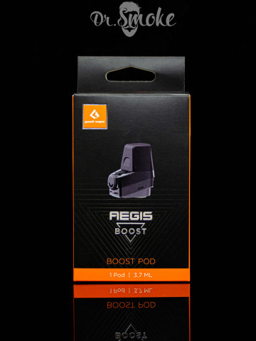 Geekvape Aegis Boost Pod Cartridge +2 испарителя