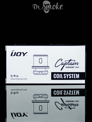 IJOY Captain CA Coil