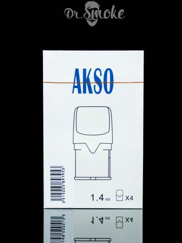 Hcigar Akso OS Pod Cartridge 1.4ml