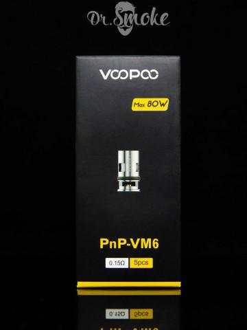 Voopoo Испаритель PnP-VM6 0.15ohm