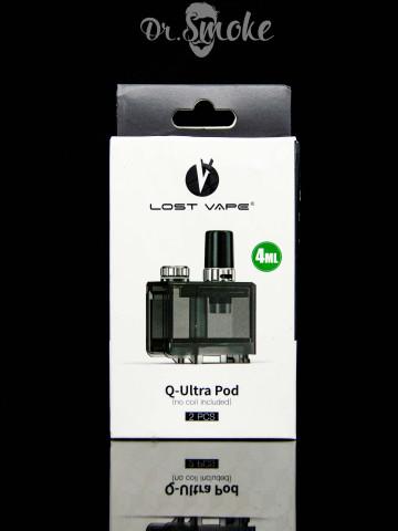 Lost Vape Q-Ultra Pod 4ml (пустой картридж)